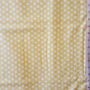 mistythreads_fabric_Harmony_WhiteSpots_YellowBackground
