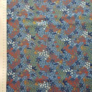 mistythreads_fabric_TakingFlight_7083-05_Wildflowers_Blue_background